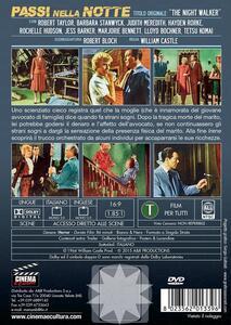 Passi nella notte di William Castle - DVD - 2