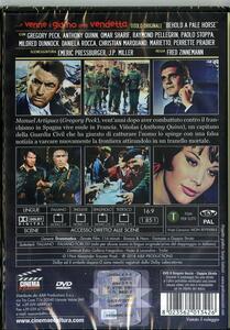 E venne il giorno della vendetta di Fred Zinnemann - DVD - 2