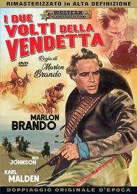 Cover Dvd I due volti della vendetta