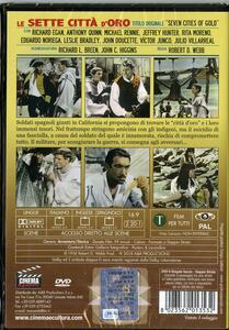Le sette citta'd'oro di Robert D. Webb - DVD - 2