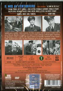 Il mio avventuriero di Henry King - DVD - 2