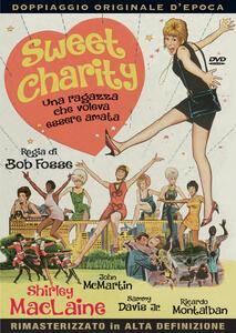 Sweet Charity. Una ragazza che voleva essere amata (DVD) di Bob Fosse - DVD