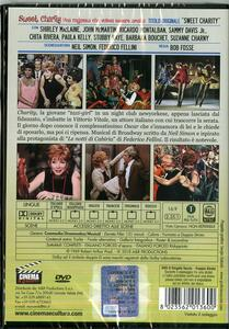Sweet Charity. Una ragazza che voleva essere amata (DVD) di Bob Fosse - DVD - 2