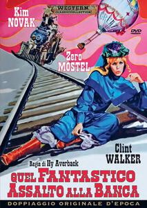 Quel fantastico assalto alla banca (DVD) di Hy Averback - DVD