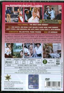 Quel fantastico assalto alla banca (DVD) di Hy Averback - DVD - 2