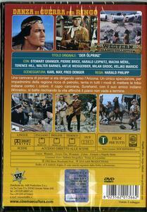 Danza di guerra per Ringo (DVD) di Harald Philipp - DVD - 2