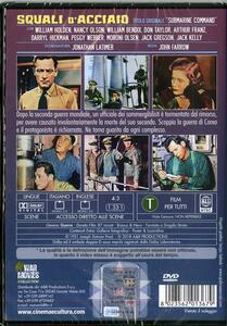 Squali d'acciaio (DVD) di John Farrow - DVD - 2