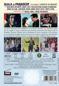 Scala al paradiso di Michael Powell,Emeric Pressburger - DVD - 2