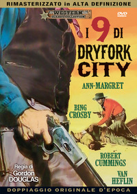 Cover Dvd I nove di Dryfork City