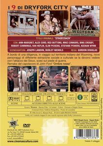I nove di Dryfork City di Gordon Douglas - DVD - 2