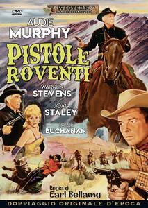 Film Pistole roventi (DVD) Earl Bellamy
