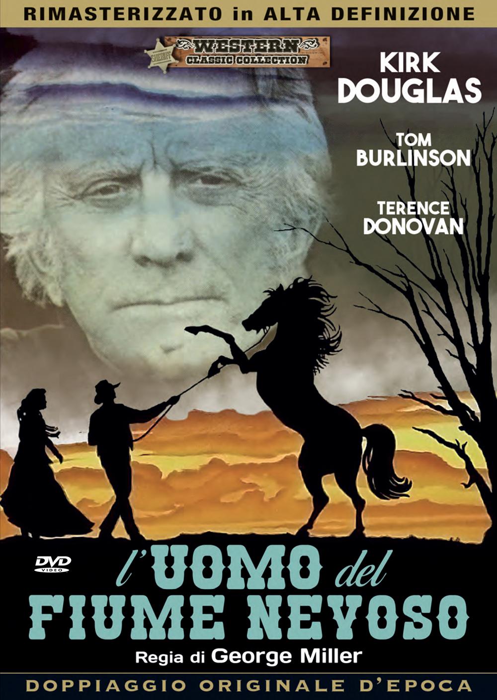 Cover Dvd DVD L'uomo del fiume nevoso