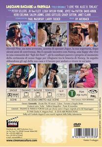 Lasciami baciare la farfalla di Hy Averback - DVD - 2