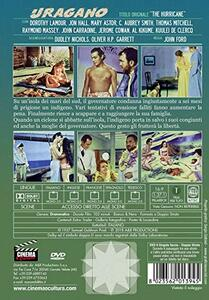 Uragano di John Ford - DVD - 2