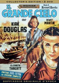 Cover Dvd Il grande cielo