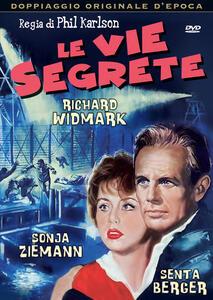 Le vie segrete (DVD) di Phil Karlson - DVD