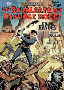 La cavalcata dei diavoli rossi (DVD) di Ray Enright - DVD