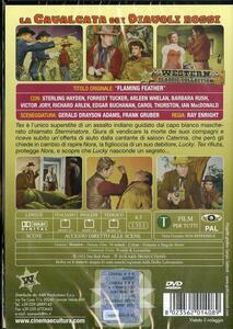 La cavalcata dei diavoli rossi (DVD) di Ray Enright - DVD - 2