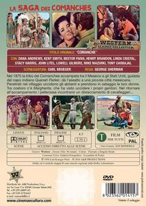 La saga dei Comanches (DVD) di George Sherman - DVD - 2