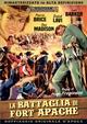Cover Dvd DVD La battaglia di Fort Apache