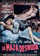Cover Dvd La maja desnuda