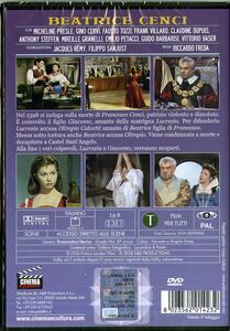 Beatrice Cenci (DVD) di Riccardo Freda - DVD - 2