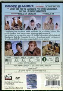 Ombre bianche (DVD) di Nicholas Ray - DVD - 2