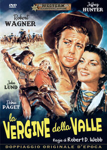 La vergine della valle (DVD) di Robert Webb - DVD