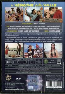 La vergine della valle (DVD) di Robert Webb - DVD - 2