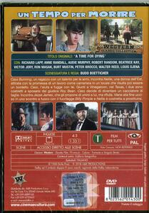 Un tempo per morire (DVD) di Budd Boetticher - DVD - 2