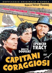 Capitani coraggiosi  (DVD) di Victor Fleming - DVD