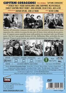 Capitani coraggiosi  (DVD) di Victor Fleming - DVD - 2
