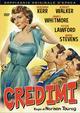 Cover Dvd Credimi
