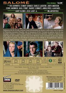 Salomè (DVD) di William Dieterle - DVD - 2