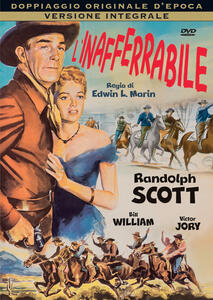 L' inafferrabile (DVD) di Edwin L. Marin - DVD
