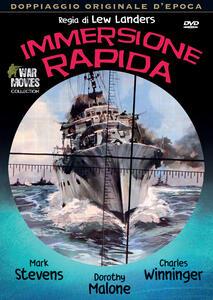 Immersione rapida (DVD) di Lew Landers - DVD