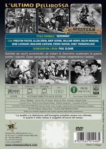 L' ultimo pellirossa (DVD) di Paul Sloane - DVD - 2