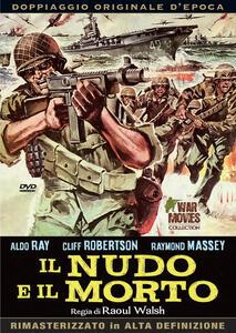 Il nudo e il morto (DVD) di Raoul Walsh - DVD