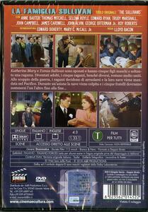 La famiglia Sullivan (DVD) di Lloyd Bacon - DVD - 2
