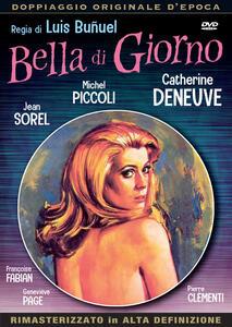 Bella di giorno (DVD) di Luis Buñuel - DVD