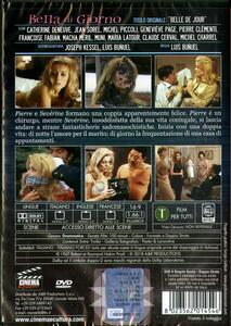 Bella di giorno (DVD) di Luis Buñuel - DVD - 2
