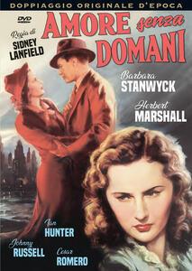 Amore senza domani (DVD) di Sidney Landfield - DVD