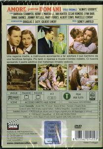 Amore senza domani (DVD) di Sidney Landfield - DVD - 2