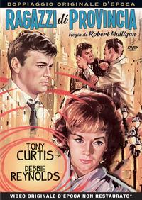 Cover Dvd Ragazzi di provincia (DVD)