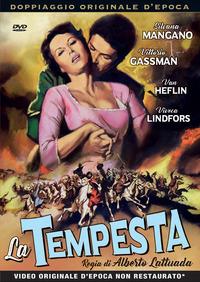Cover Dvd La tempesta (DVD)
