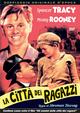 Cover Dvd DVD La città dei ragazzi