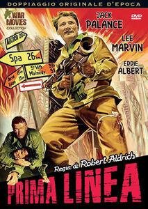 Prima linea (DVD) di Robert Aldrich - DVD