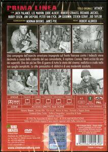 Prima linea (DVD) di Robert Aldrich - DVD - 2