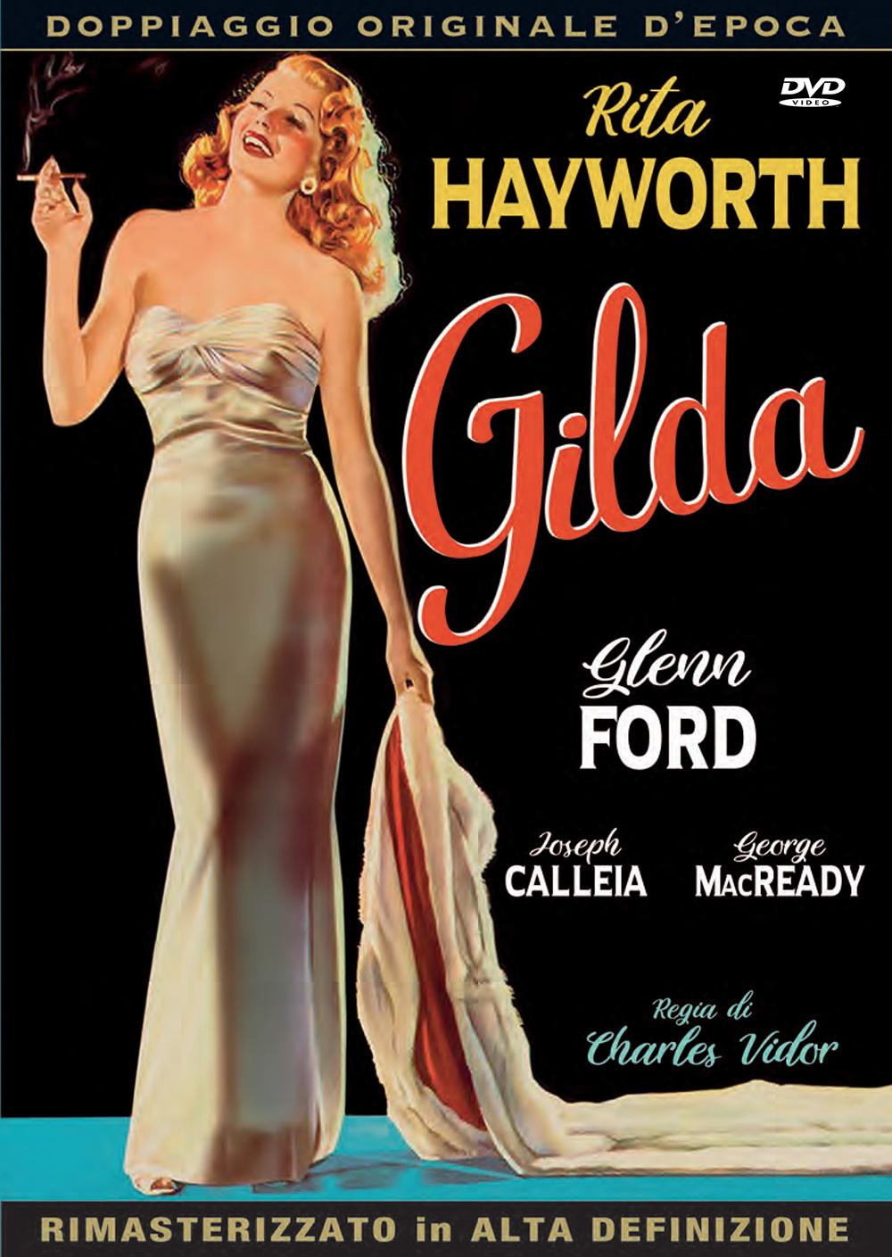 Cover Dvd DVD Gilda