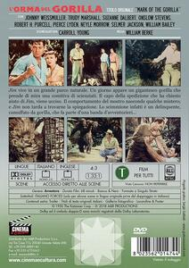 L' orma del gorilla (DVD) di William Berke - DVD - 2